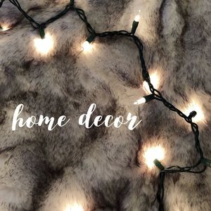 🌟Home Decor Starts Here